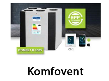 Komfovent Domekt